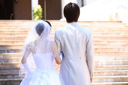 婚活パーティーで結婚