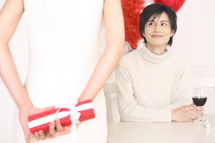 クリスマスの彼氏へのプレゼント