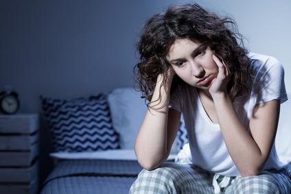 Everyday worries deprive her of good night's sleep