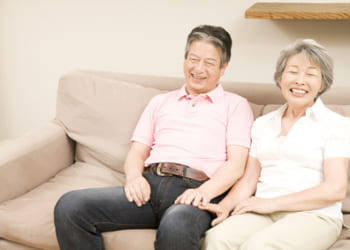 老夫婦・両親
