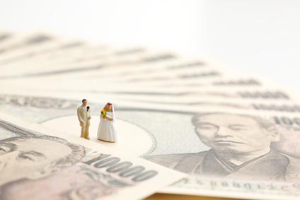 結婚と年収