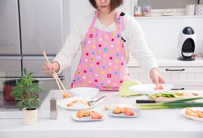 料理、家事