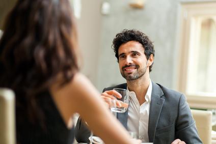 婚活パーティーの会話