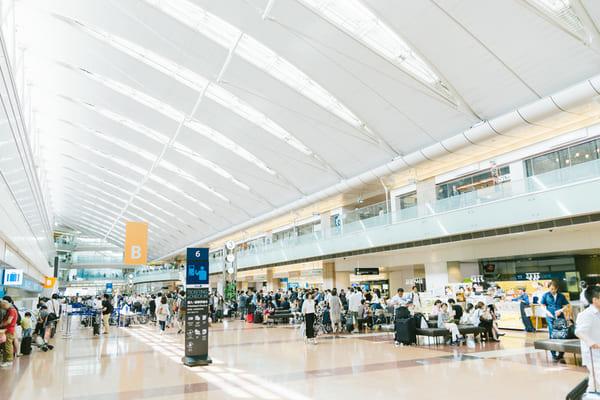 旅行、空港、パイロット、CA