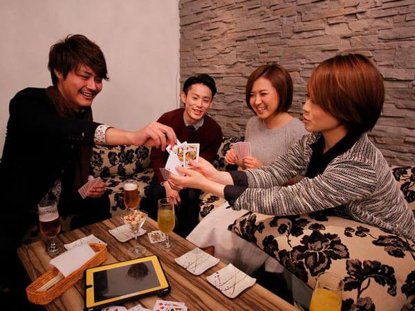 婚活イベント・飲み会