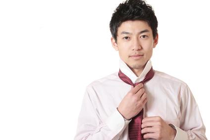 ネクタイ、服装