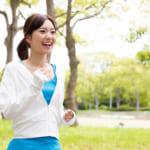 ジョギング・走る女性