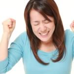 怒るアラフォー女性