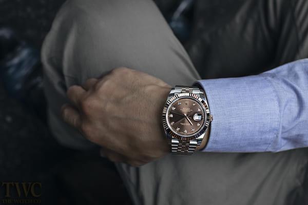 promo code d002a d6ad9 婚活必勝法!「女性にウケそう」な腕時計TOP5 - まりおねっと