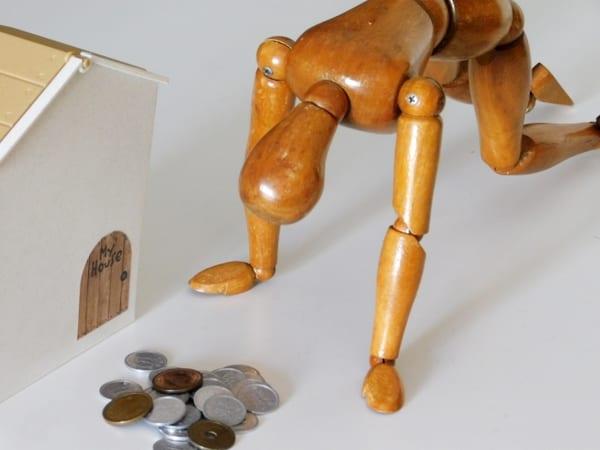 お金、不安、収入