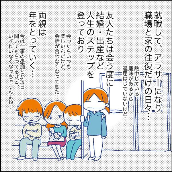 婚活漫画1-3