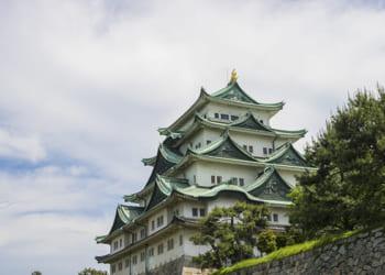 名古屋、愛知県、名古屋城