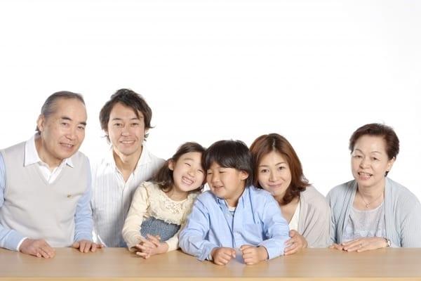 親族、家族