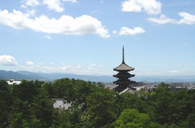 観光、奈良