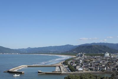港、海、田舎、佐賀県、唐津