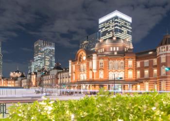 東京駅、待ち合わせ
