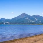 自然、ハイキング、湖