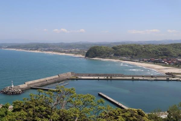 海、旅行、鳥取、日本海